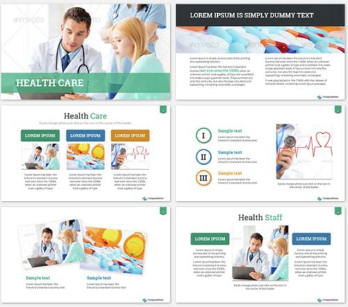 health_care_success_presentation_template