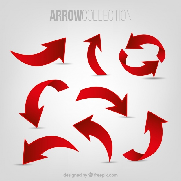 set_of_red_arrows