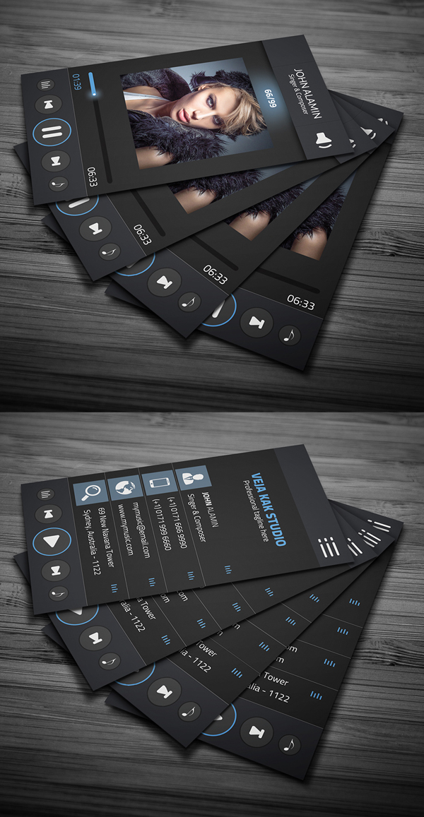 music_player_style_business_card_template_freebie