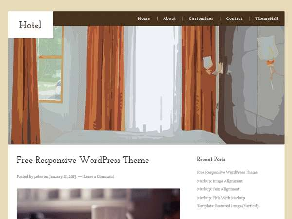 hotel_wordpress_theme
