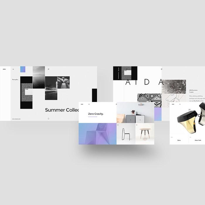 aida_free_powerpoint_presentation