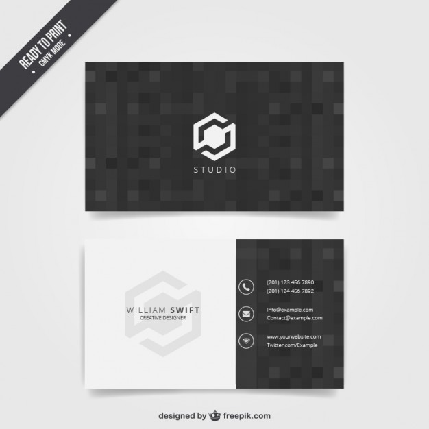 black_business_card