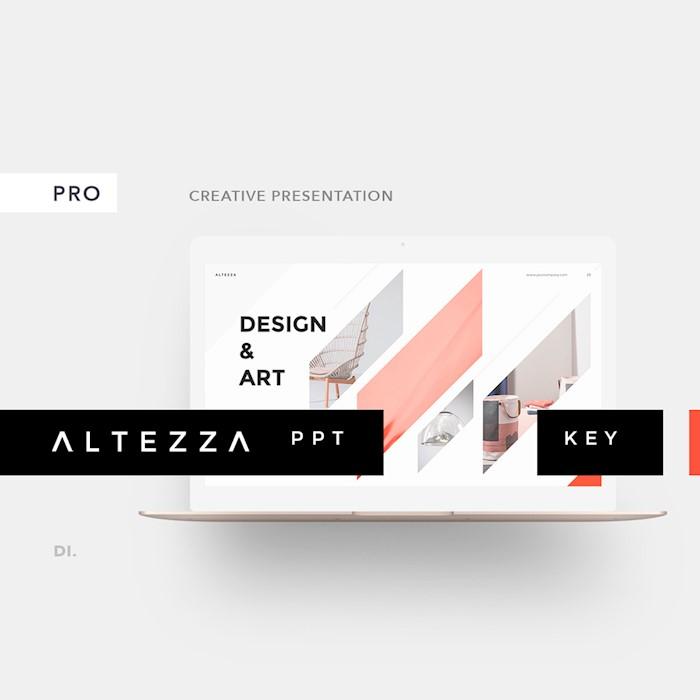 altezza_minimalist_powerpoint_presentation