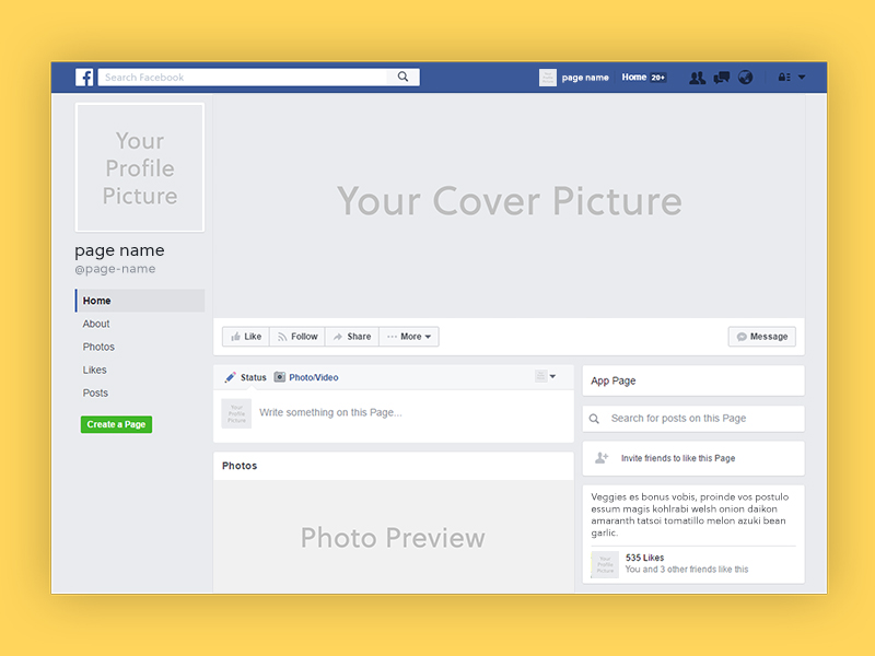 facebook_page_mockup_with_cover_picture