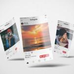 30+ Realistic Instagram Mockups