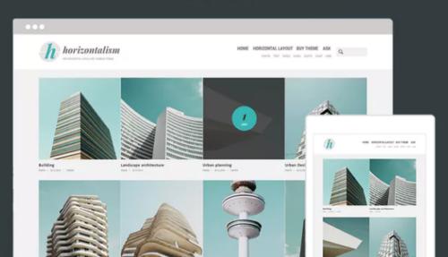 horizontalism_tumblr_theme