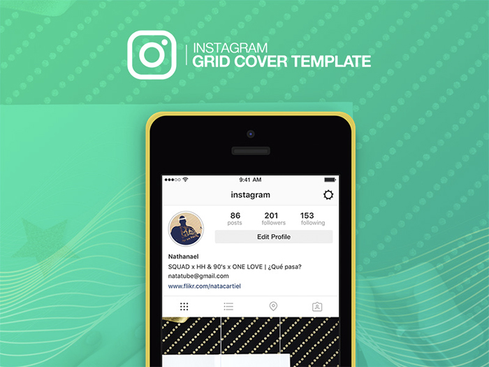 instagram_grid_cover_template