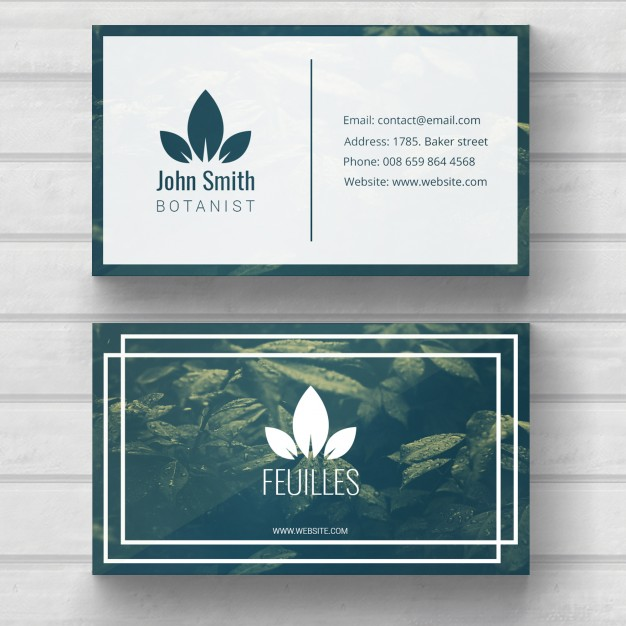 nature_business_card_template