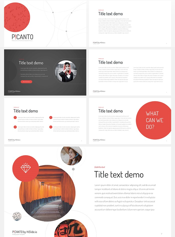 picanto_ppt_template_free_download