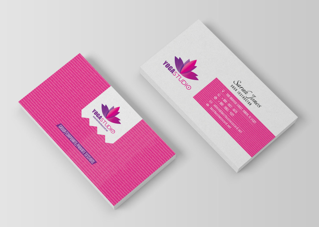 yoga_business_cards