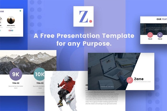 30 minimal powerpoint templates for 2018 ginva