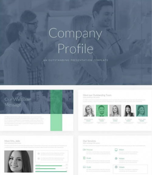 professional_company_profile_presentation_template