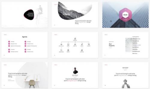 minimal_dublin_design_powerpoint_template_free