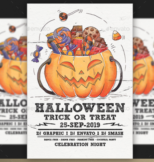 halloween_trick_or_treat_party_flyer