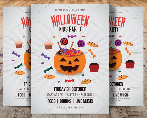 halloween_kids_party_flyer_template