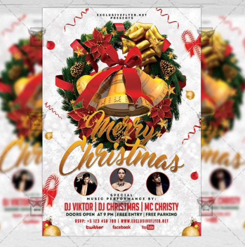 merry_christmas_a5_free_flyer_template
