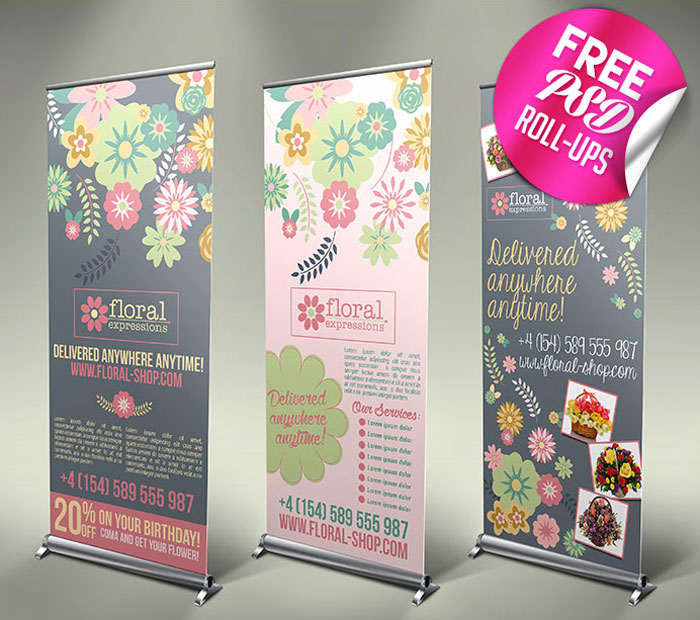 free_psd_flower_shop_roll_up_banners