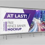 50+ Free Banner Advertising Mockups in PSD