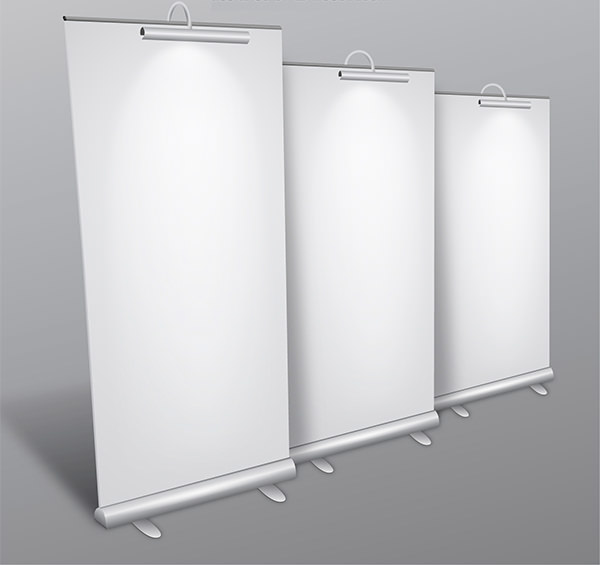 free_vector_blank_banners_collection