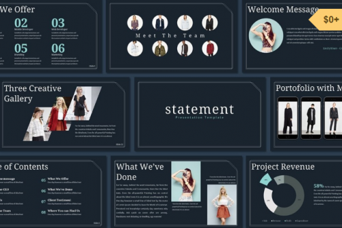 statement_presentation_template