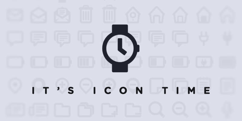 its_icon_time_simple_icon_set