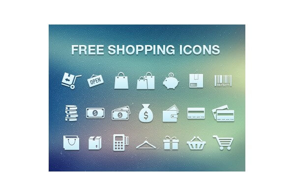 shopping_icons_psd_icon_set