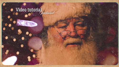 old_slideshow_after_effects_template