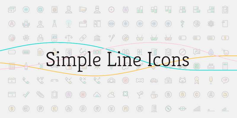 simple_line_icon_pack