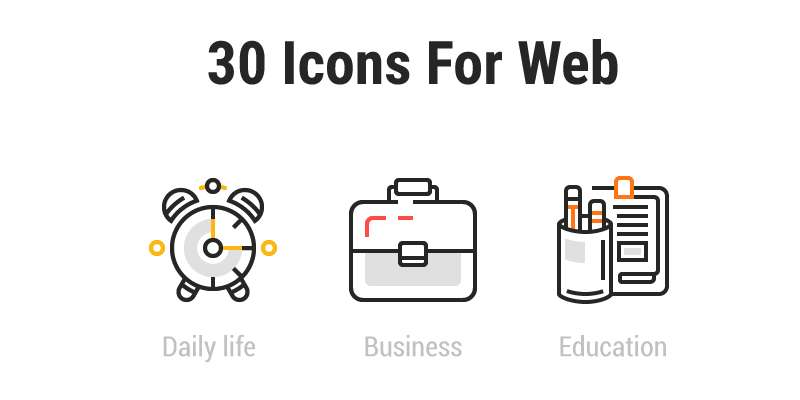 web_icons_set