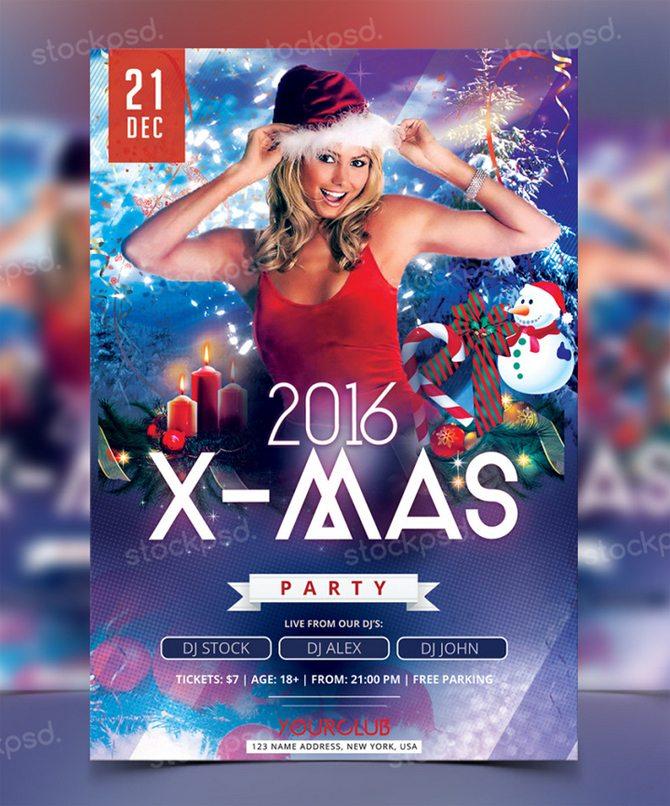 xmas_party_free_flyer