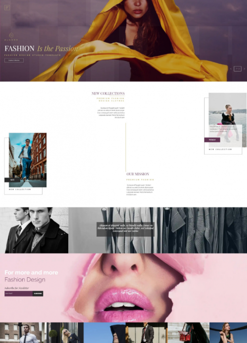 algora_boutique_muse_template