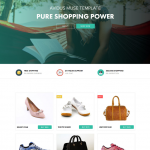 10+ Best Free & Premium Muse eCommerce Themes