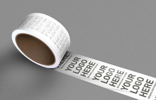 free_simple_tape_logo_mock_up_psd
