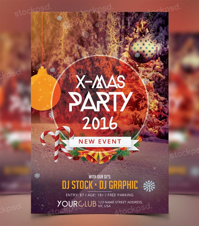 xmas_party_freebie_flyer