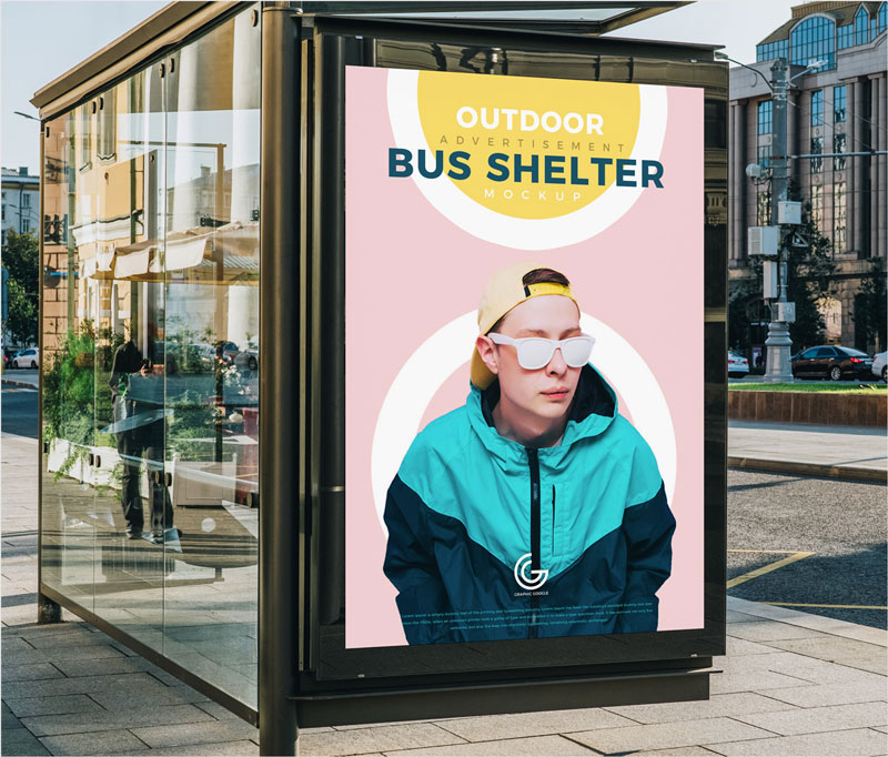 free_outdoor_advertisement_bus_shelter_mockup_psd