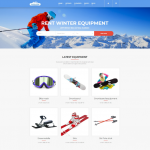 10+ Best Outdoors / Adventures / Fishing WooCommerce Themes