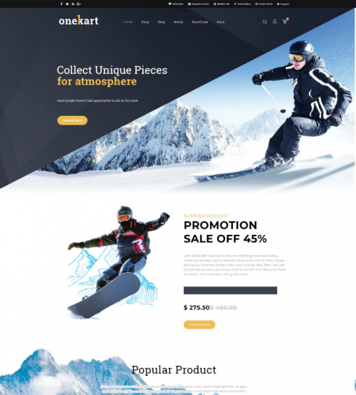 one_kart_store_woo_commerce_theme