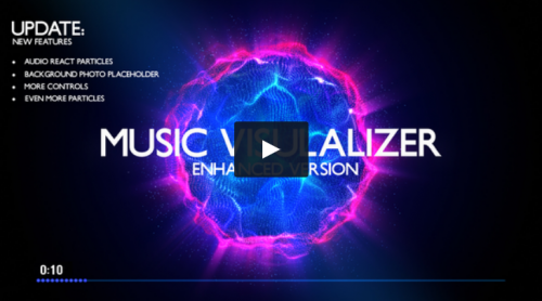 25+ Free Audio / Music Visualizer After Effects Templates | Ginva