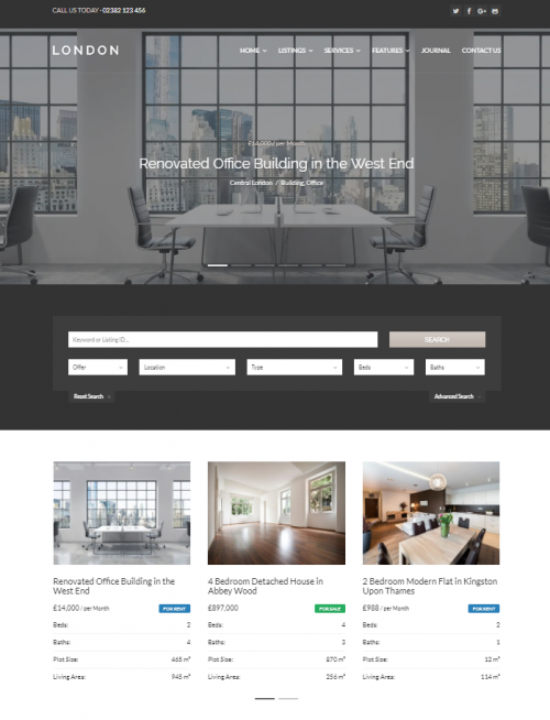 london_real_estate_word_press_theme