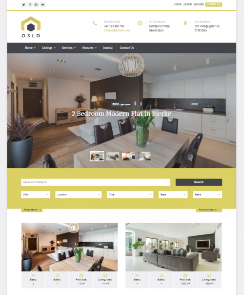 oslo_real_estate_wordpress_theme