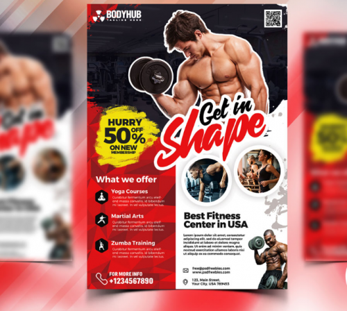 gym_and_fitness_studio_flyer_psd