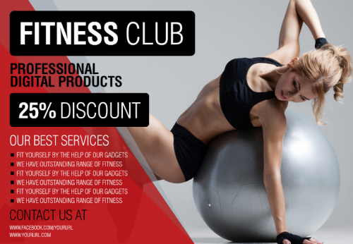 free_fitness_club_flyer