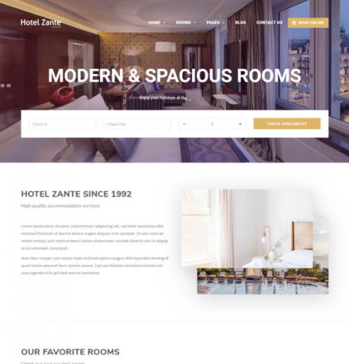 hotel_zante_word_press_theme_for_hotel_booking