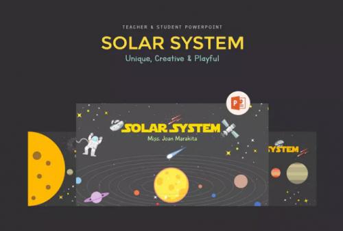 solar_system_education_presentation_template
