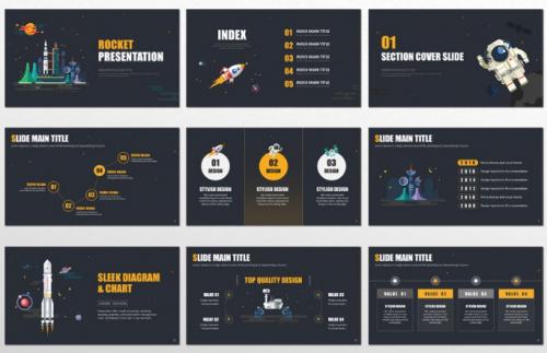rocket_presentation_template