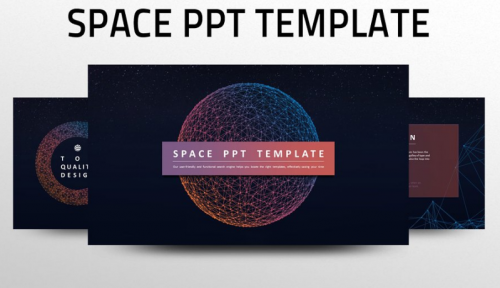 space_ppt_template