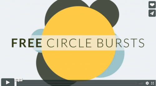 circle_bursts_free_after_effects_template