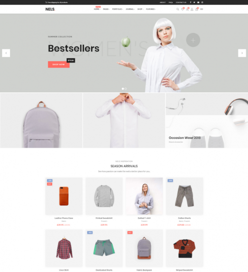 nels_an_exquisite_e_commerce_word_press_theme