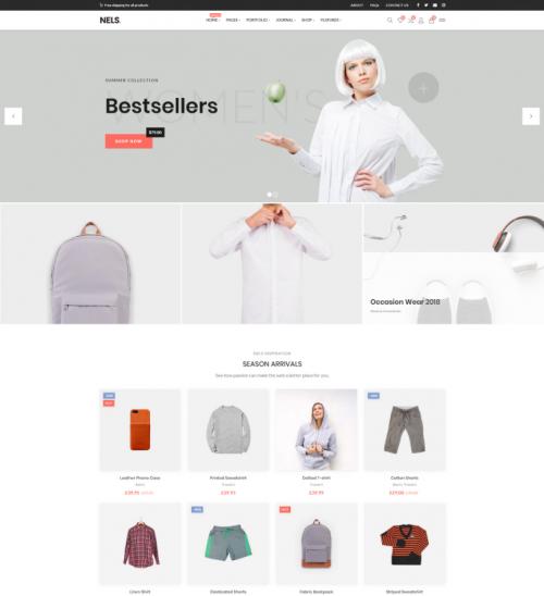 nels_an_exquisite_e_commerce_word_press_theme