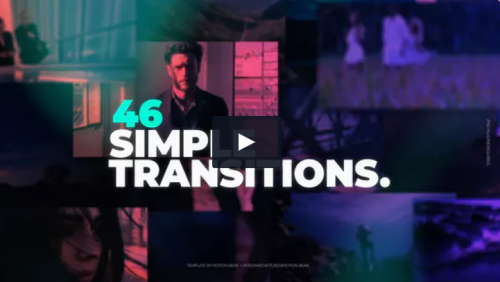 46_simple_transitions_video_templates